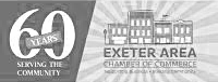 Exeter area gray logo